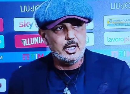 """Mihajlovic contro Sky: """"Sembravate Inter Channel"""". Sinisa attacca Caressa…"""