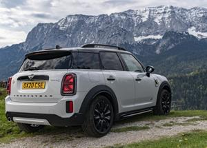Mini svela la nuova Countryman