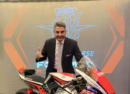 Vivoqui sponsor per Mv Agusta Forward Racing Team nel motomondiale 2020
