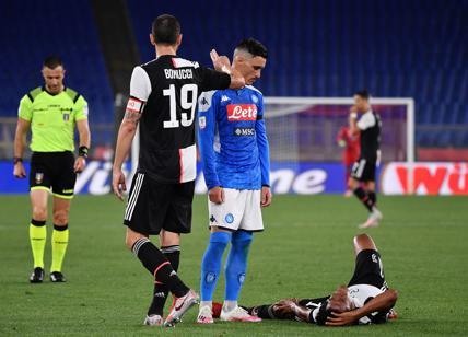 Covid Caos Serie A Il Napoli Non Parte Per Torino Guerra Legale Con La Juventus Affaritaliani It