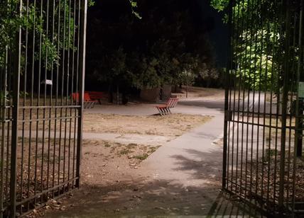 Garbatella, Raggi caccia i comitati da Parco Giovannipoli. Ora è abbandonato