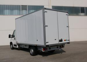 PEUGEOT BOXER BlueHDi 140 disponibile con furgonature Onnicar