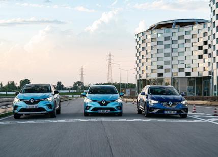 Renault: la tecnologia ibrida e-tech in Italia con Clio, Captur e Megane