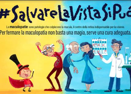 Macuolpatie: Bayer lancia il progetto #SalvareLaVistaSiPuò