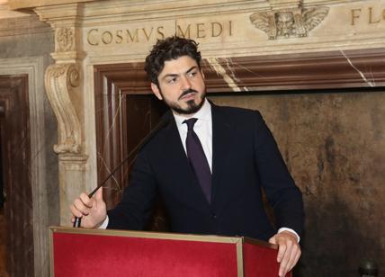 Tommaso Sacchi protagonista di una special lecture di Istituto Marangoni