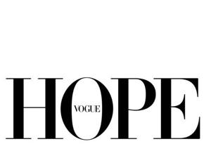 "Condé Nast lancia Vogue ""Hope"" 1° numero globale in 128 anni"
