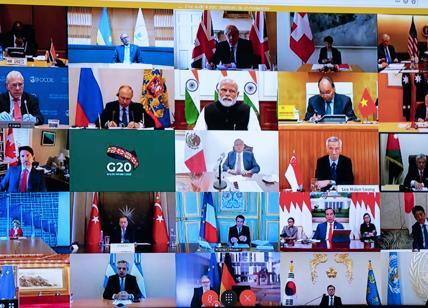 G20 Arabia tra Covid, ripresa e polemiche. E l'Italia si scalda per il 2021