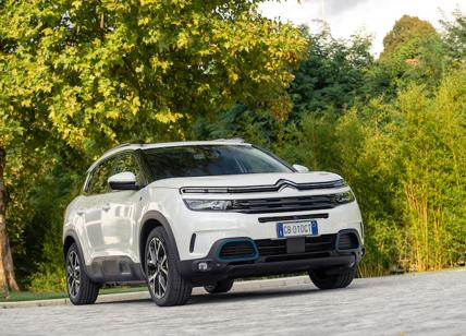 Citroën C5 Aircross Hybrid Plug-In, On Air la nuova campagna TV