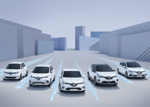 Renault lancia electric mobility for you, l'offerta green per l'Italia