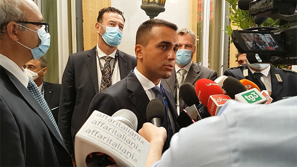 "M5s, Luigi Di Maio: ""Ci serve un leader forte"""