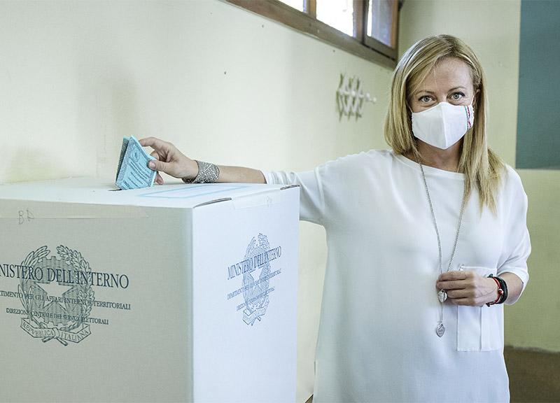 """Giorgia Meloni sindaco di Roma: """"Non per ora ma troveremo un candidato giusto"""""""