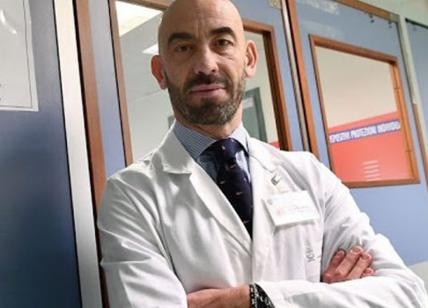 """Covid, Bassetti: """"Convivere con ottimismo col virus. Abbiamo armi per vincere"""""""