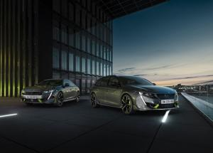 Peugeot presenta la 508 Sport Engineered ibrida plug-in da 360 CV