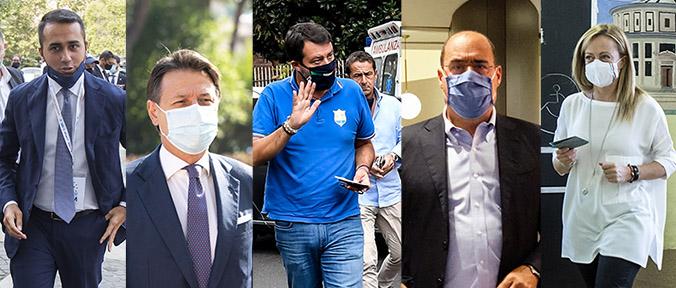 Elezioni, Governo più forte sull'asse Conte-Di Maio-Zingaretti -  Affaritaliani.it