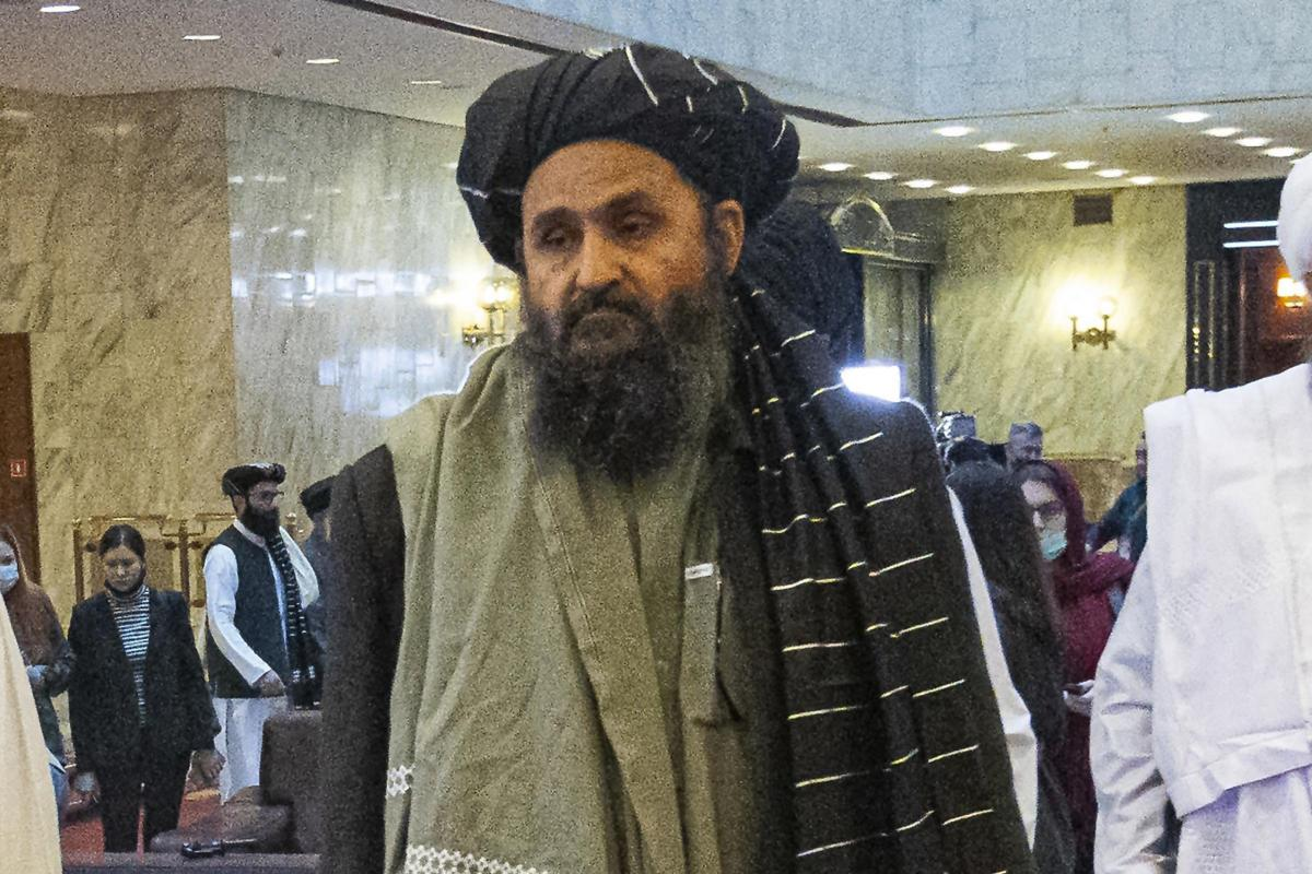 Afghanistan, the Taliban are fighting each other.  Leader Baradar wounded