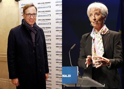 ECB, hawks on the attack: but what temporary inflation, prepare for Pepp's end