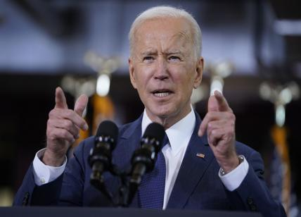 Joe Biden raises taxes on wealthy and multinationals with overseas offices.