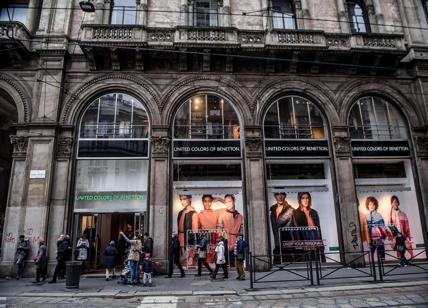 Benetton ricapitalizza il fashion con 300 mln. Ritorno alla cassa dal 2023