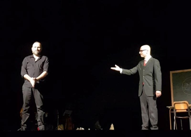 antonio piccolo spectacle troya city teatro litta review roberta 4