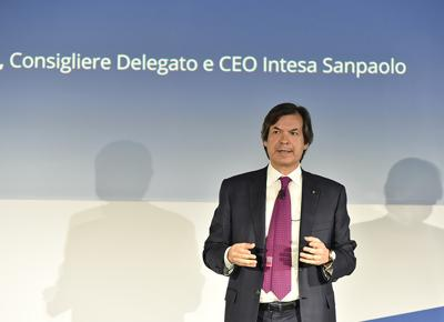 Carlo Messina Consigliere Delegato e CEO di Intesa Sanpaolo (002)