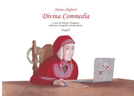Trifone Gargano, i tweet fulminanti di Dante Alighieri