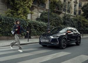 DS 3 Crossback Ines De la Fressange Paris: una limited edition premium