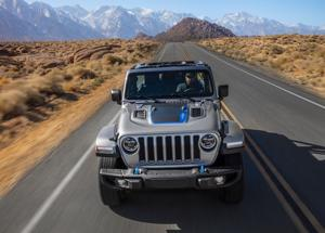 "Debutta in Italia la nuova Jeep Wrangler 4xe ""First Edition"""