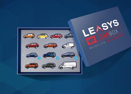 Leasys lancia il primo abbonamento all'auto on demand