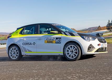 Opel Corsa-e Rally, pronta al debutto