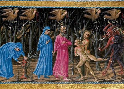 Trifone Gargano, Dante e gli sterpi della selva dei suicidi