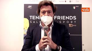 "Meneschincheri, ideatore Tennis and Friends: ""L'evento unisce visite mediche gratis e ospiti vip"""