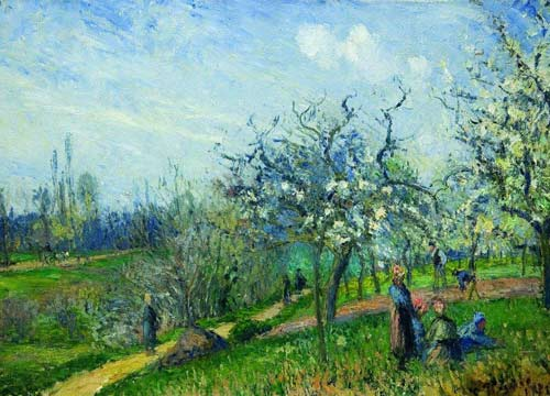 06 Flowering Orchard