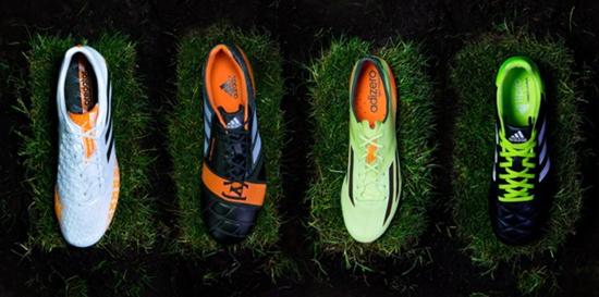 Scarpe Del Da Foto Ispirata Brasile La Di Pluviali Earth Collezione Alle Adidas Foreste Calcio Con fqpIw1