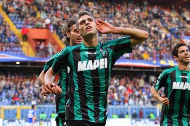 Berardi tra Inter e Juventus. E il patron del Sassuolo Squinzi...