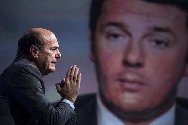 Renzi e Bersani, oggi la resa dei conti nella direzione Pd