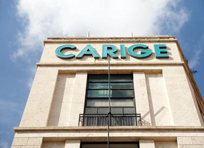 Banca Carige torna all'utile dopo 5 anni di rosso