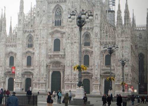 Prosegue l'azione dei Grandi Cantieri in opera sul Duomo di Milano