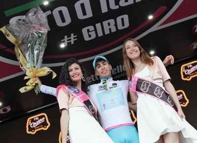 Il Giro d'Italia 2017 partirà dalla Sardegna. Aru