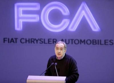 Auto: sale la quota di mercato di Fca