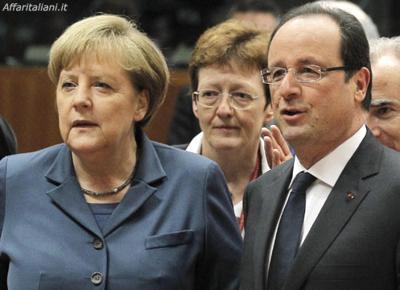 Siria, Hollande chiede intervento internazionale nel quadro dell'Onu