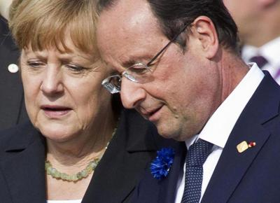 Merkel e Hollande spingono sul digitale. Asse sull'industria 4.0