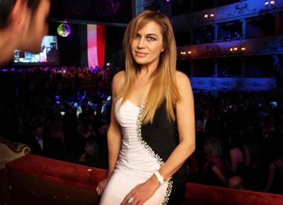 Sequestra la fidanzata, arrestato l'ex di Lory Del Santo
