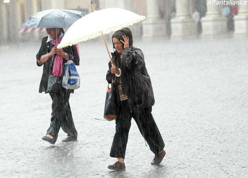 L'ingresso di venti freddi nordorientali sconvolgerà il clima italiano almeno per 7 giorni