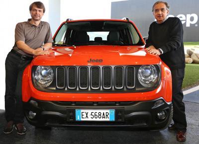 Auto, vendite in aumento in Europa, Fiat Chrysler sovraperforma il mercato