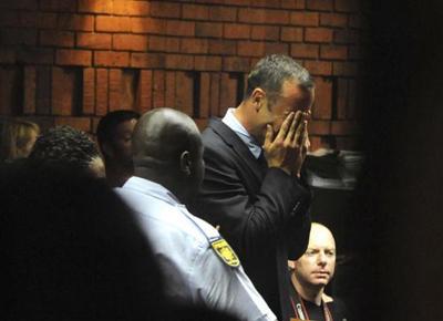 Pistorius coinvolto in una rissa in carcere. Ferite e privilegi a rischio