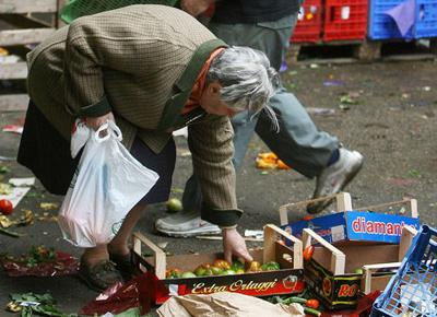 Bankitalia record storico di povertà. Italia bengodi del turbocapitalismo