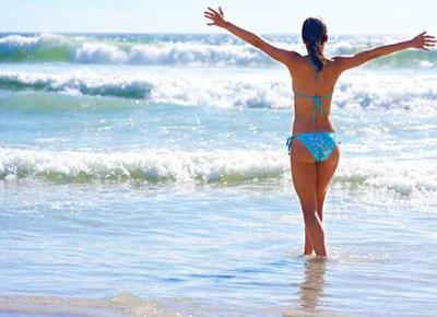 dieta per la spiaggia