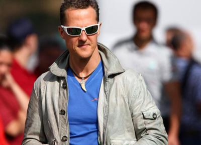Schumacher era a Maiorca per il compleanno