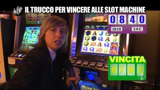 slot machine quando pagano