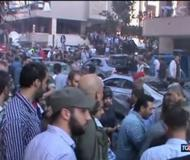 video mediaset autobomba beirut